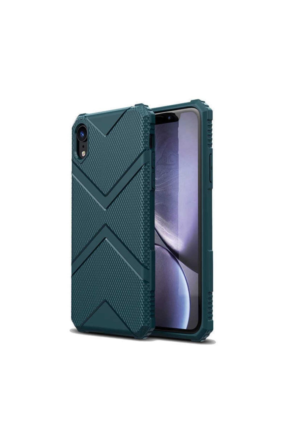 zore Apple Iphone Xr 6.1 Kılıf Hank Silikon 1