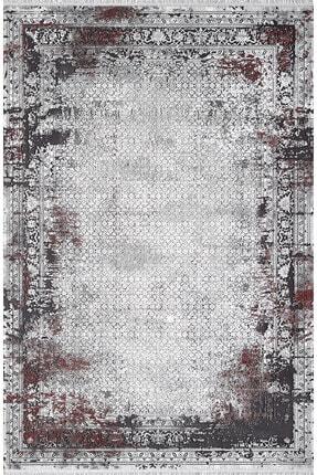 Pierre Cardin Halı Ambiente Ab18c 100 X 300 Cm Kırmızı