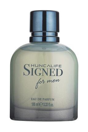 Huncalife Signed Edp 100 Ml Erkek Parfümü 8690973718075