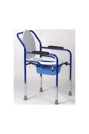 Dr Hegeli Dr.hegeli Katlanır Klozet Yükseltici - Komot - Hasta Tuvalet Sandalyesi