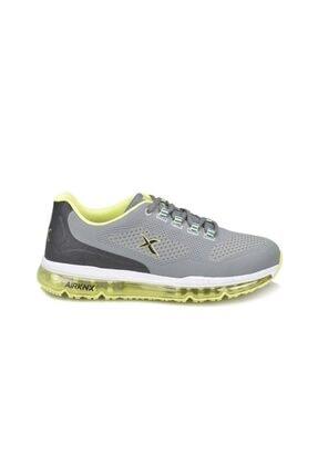 Kinetix Air Max Sılvana Gri Yeşil Unısex Fitness Ayakkabıs
