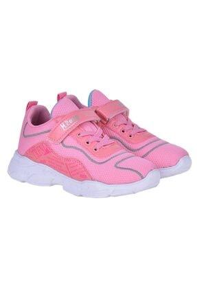 MP Kız Çocuk Pembe Cırtlı Günlük Spor Ayakkabı 211-3215