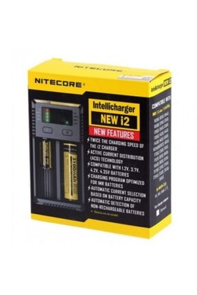 Nitecore Nıtecore Intellicharger New I2