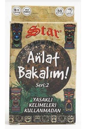 Star Anlat Bakalım Oyun Kartları Seri-2