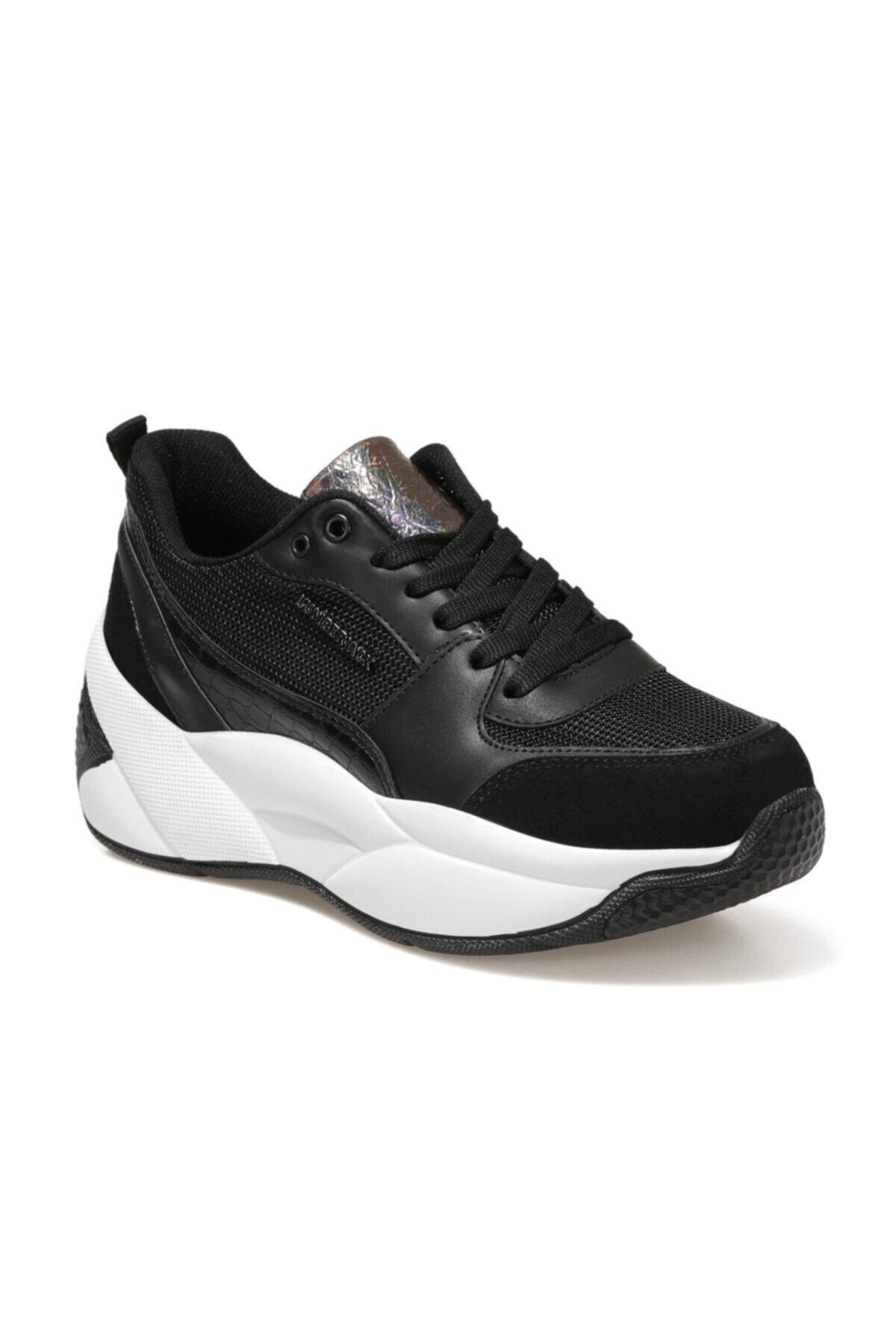 lumberjack ROSELIA MESH 1FX Siyah Kadın Spor Ayakkabı 100911433 1