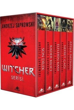 Pegasus Yayınları The Witcher Serisi Kutulu Özel Set (5 Kitap)