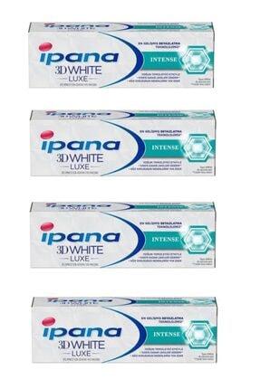 İpana 3d White Intense Diş Macunu 75 Ml X 4