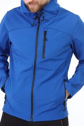 GHASSY CO. Erkek Mavi Spor Mont