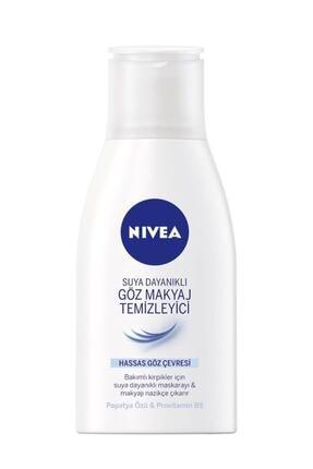 Nivea Suya Sayanıklı Göz Makyaj Temizleyici Hassas 125ml