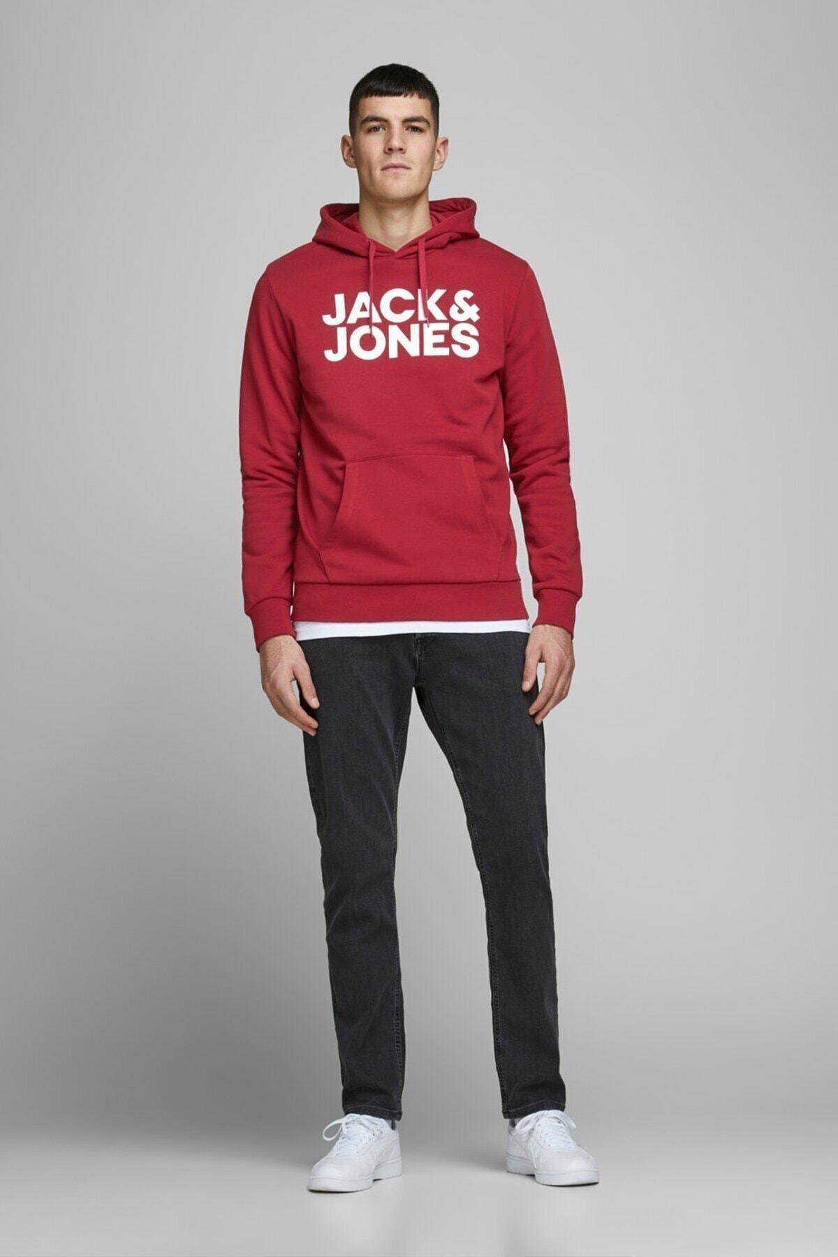Jack & Jones Jack Jones Logo Erkek Sweat 2