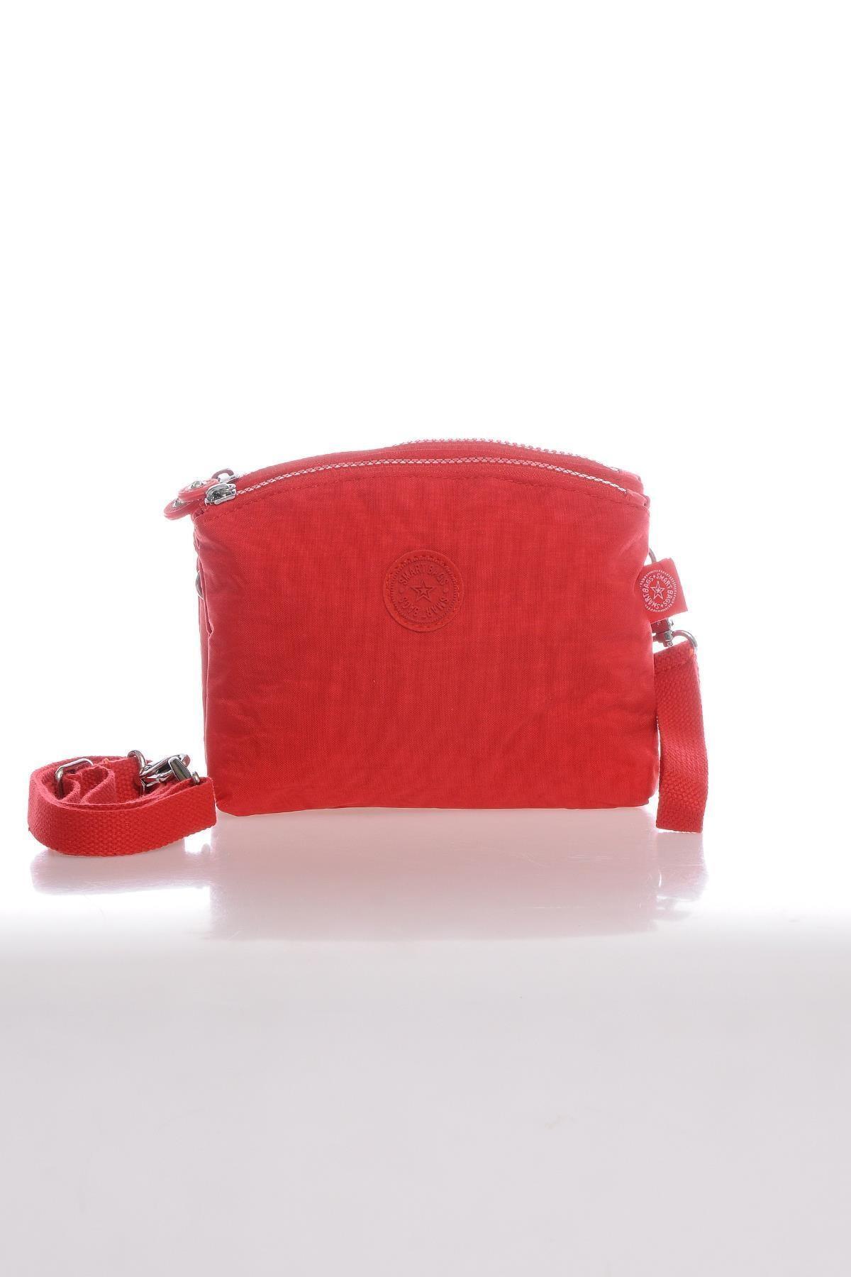 SMART BAGS Smb1111-0019 Kırmızı Kadın Minik Çapraz Çanta 1
