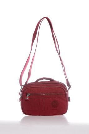 SMART BAGS Smb3054-0021 Bordo Kadın Çapraz Çanta