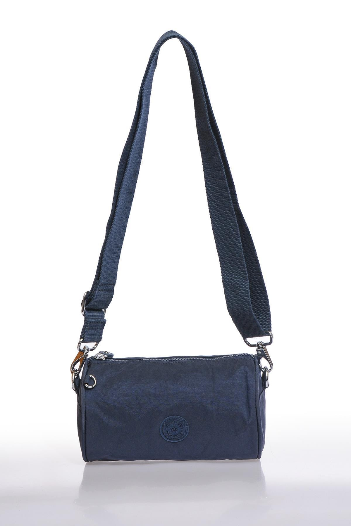 SMART BAGS Smb3025-0033 Lacivert Kadın Çapraz Çanta 1