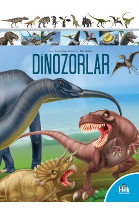 Halk Kitabevi Dinozorlar