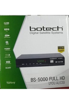 Botech Bs-5000 Full Hd
