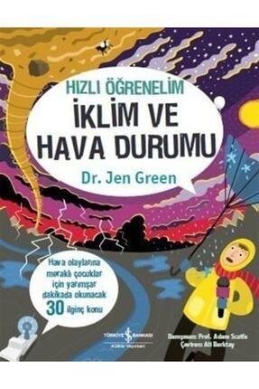 İş Bankası Kültür Yayınları Hızlı Öğrenelim - Iklim Ve Hava Durumu