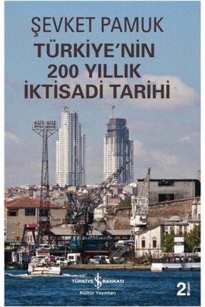 İş Bankası Kültür Yayınları Türkiyenin 200 Yıllık Iktisadi Tarihi