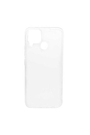 Oppo Realme Realme C15 Kılıf Şeffaf Esnek Süper Silikon
