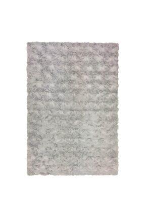 Prizma Micropost Halı   Ipek Gri 100x150cm