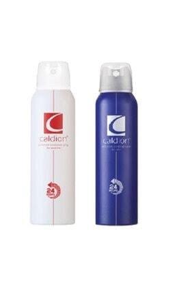 Caldion 150 Ml Sprey Deodorant 2 Adet