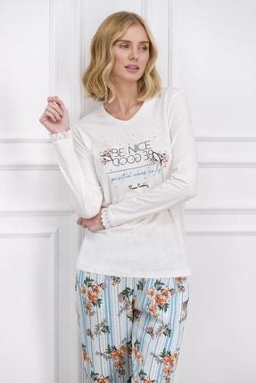 Pierre Cardin Pıerre Cardın Kadın Pijama Takımı Pc7622-s 21k