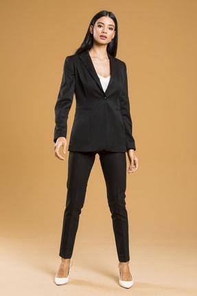 Belissi Siyah Ofis Takım Elbise