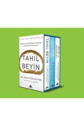 Pegasus Yayınları Tahıl Beyin  Tahıl Beyin Yaşam Planı  Beyin Ve Bağırsak  David Perlmutter