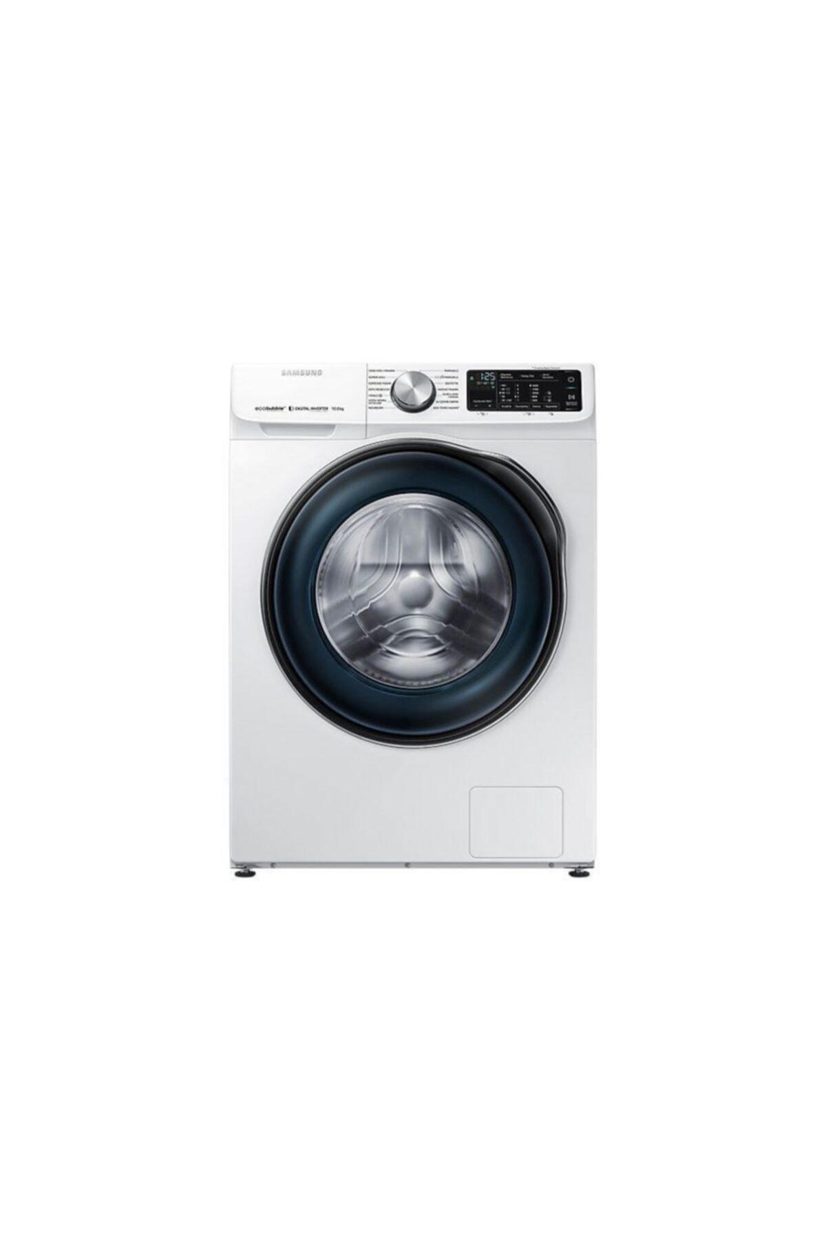 Samsung WW10N644RBW/AH A+++ 1400 Devir 10 kg Çamaşır Makinesi 1