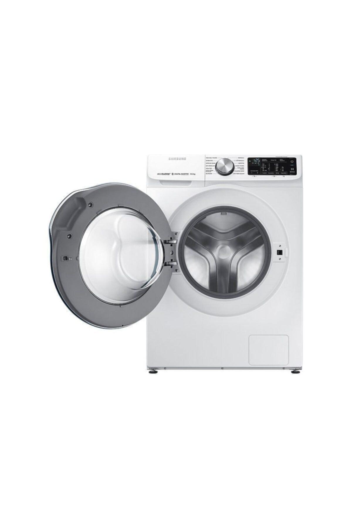 Samsung WW10N644RBW/AH A+++ 1400 Devir 10 kg Çamaşır Makinesi 2