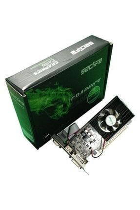 SECLIFE Geforce Gt610 2gb Ddr3 64bit Dvı Hdmı Vga Lp Ekran Kartı