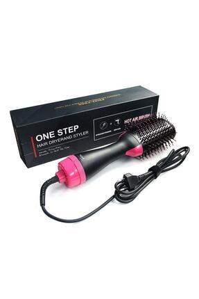 Enshall Saç Düzleştirici Tarak Şekillendirici Pro One Step Saç Düzleştirici