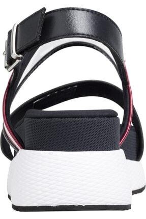 Tommy Hilfiger Transparent Rwb Hybrid Sandalet