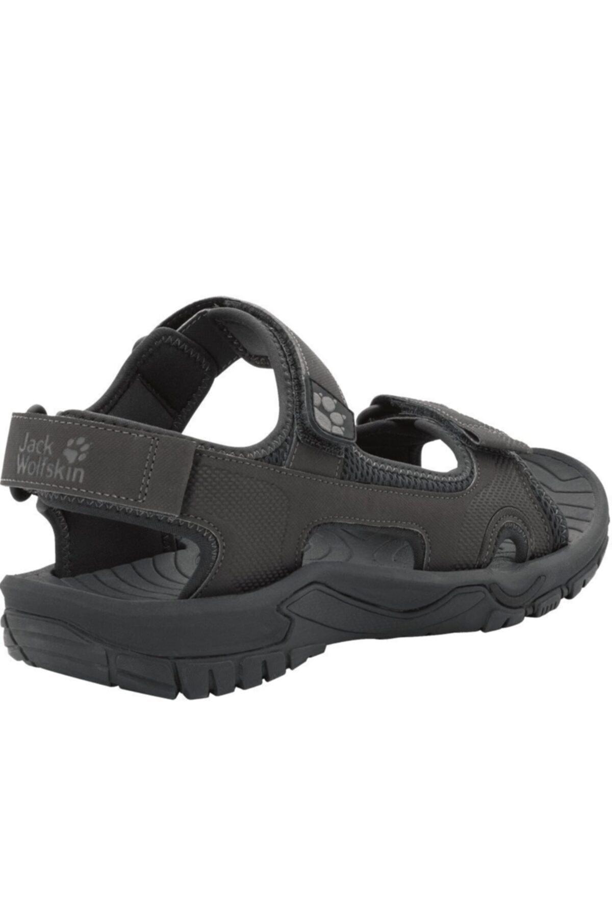 Jack Wolfskin Jack Wolfskın Lakewood Cruıse Erkek Sandalet 2