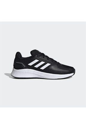 adidas Kadın Siyah Bağcıklı Koşu Ayakkabısı