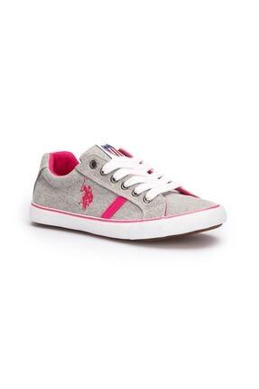U.S. Polo Assn. Damir Kadın Ayakkabı