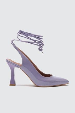 TRENDYOLMİLLA Mor Kadın Klasik Topuklu Ayakkabı TAKSS21TO0065
