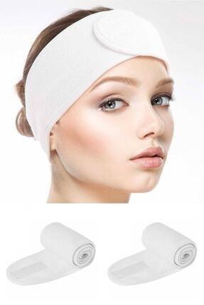 SB 2 Adet Süper Soft Saç Bandı - Makyaj Saç Bandı