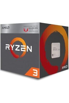Amd Ryzen 3 2200g 3.5 Ghz Am4 Soket 6mb Önbellek 65w 14nm Işlemci