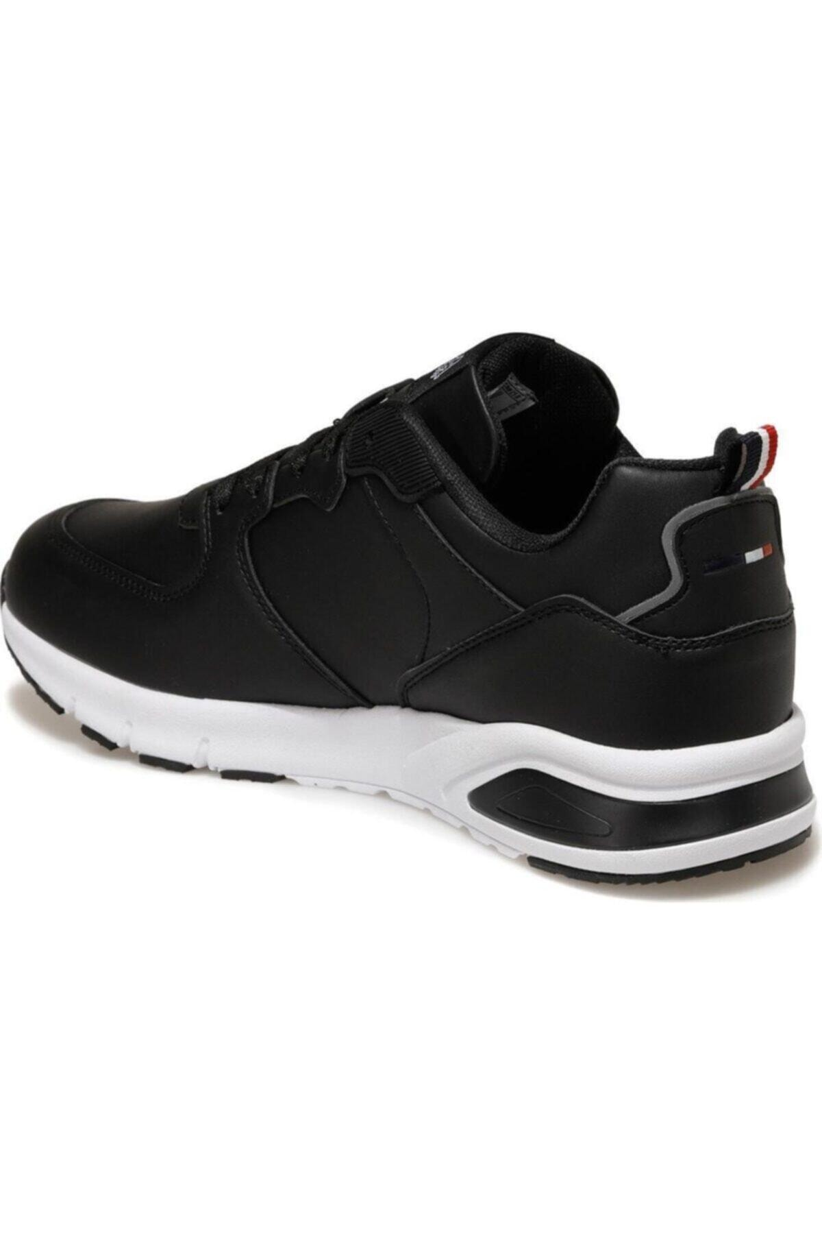 U.S POLO VANCE Siyah Erkek Sneaker Ayakkabı 100549423 1