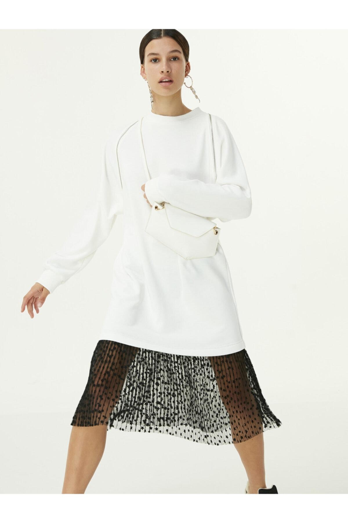 Twist Tül Mixli Elbise 1