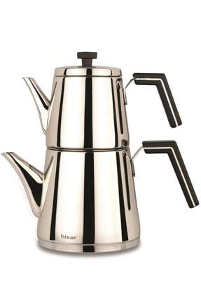 Hisar Milano Çaydanlık Takımı Siyah 40630