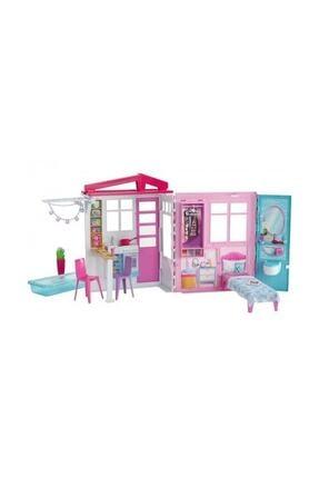 Barbie Taşınabilir Portatif Evi