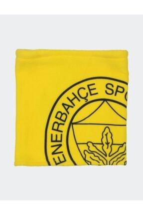 Fenerbahçe Tek Renk Logo Polar Boyunluk