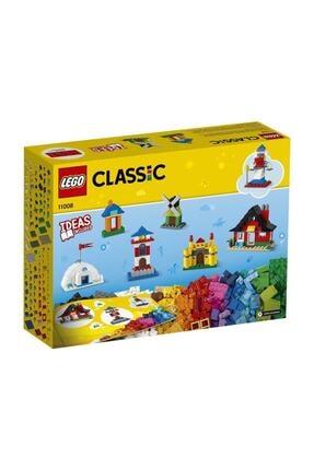 LEGO 11008 Classic Yapım Parçaları Ve Evler