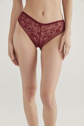Penti Kadın Rusty Lace Brazilian Külot