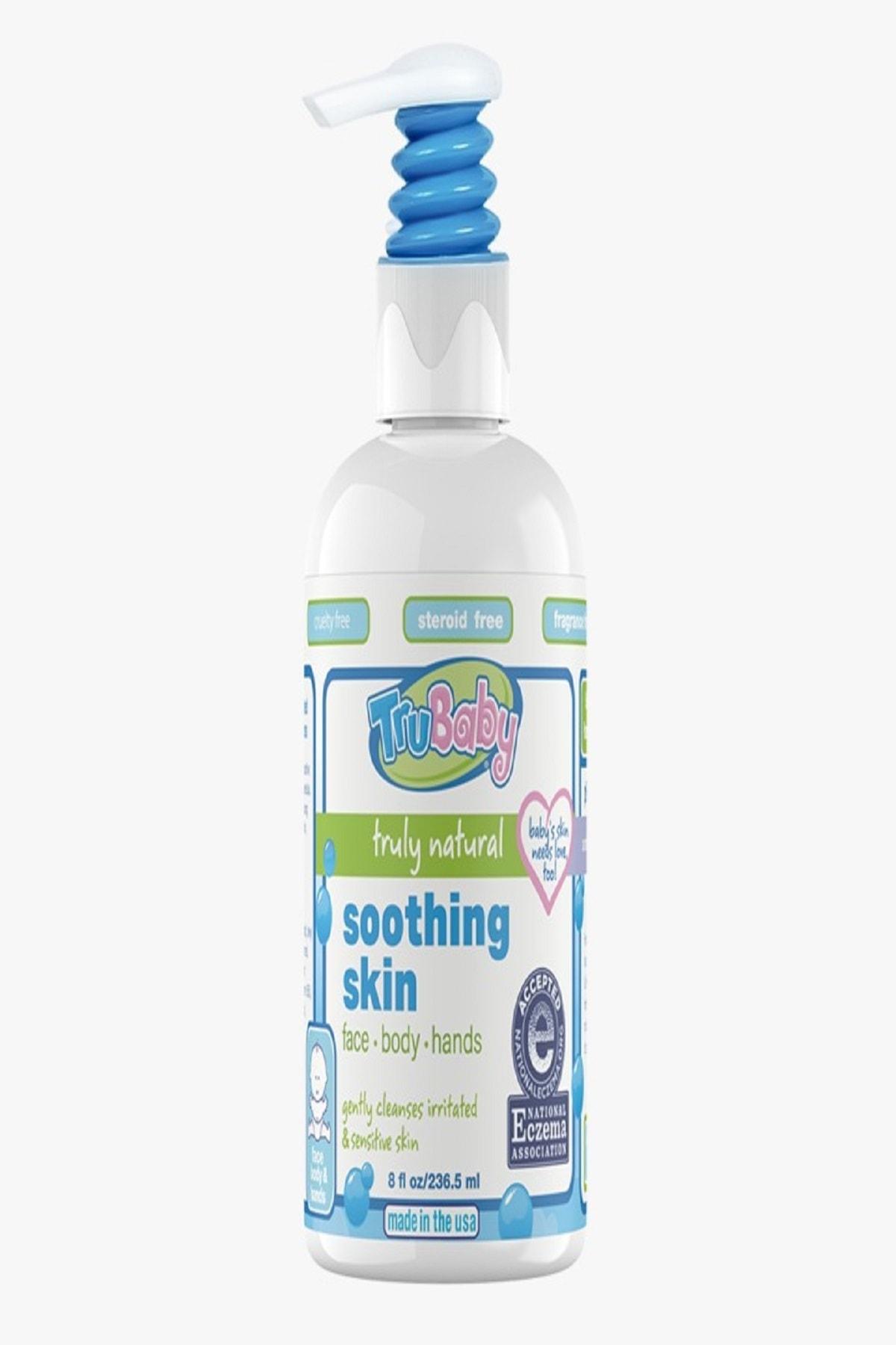 Trukid Trubaby Eczema Soothing Wash 236 ml.