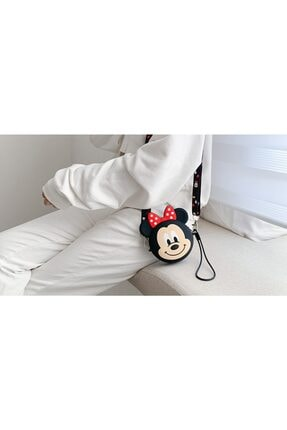 Mickey Mouse Kadın Mickey Mause Çanta
