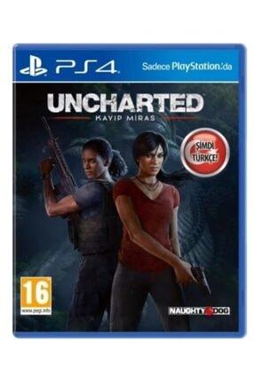 2K Games Ps4 Uncharted Kayıp Miras