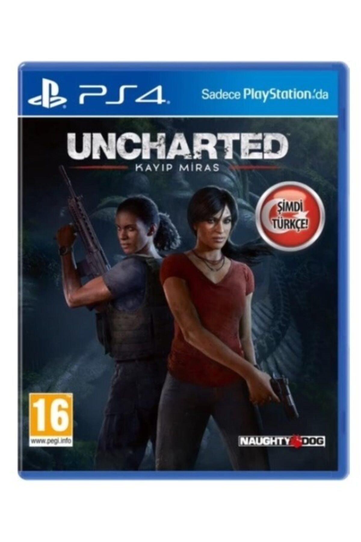 2K Games Ps4 Uncharted Kayıp Miras 1