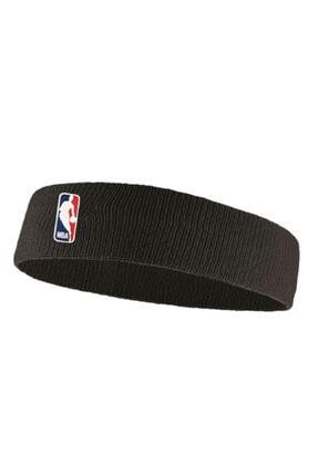 Nike Unisex Siyah Headband Nba Saç Bandı
